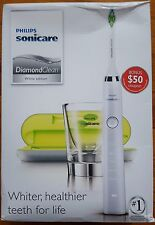 Brand New Philips Sonicare DiamondClean White Edition Toothbrush HX9352/05