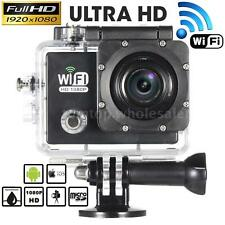 "WiFi HD 1080P 12MP 2.0"" LCD SJ4000 Sports DV Action Camera Diving Camcorder"