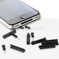 10X Protector Anti Polvo Audio Dock Tapón Para Apple iPod Touch iPhone 4 3G