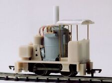 7mm On30 'Etna' vertical de la Caldera Locomotora-Smallbrook Studio-Libre Post
