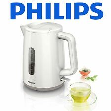 PHILIPS Daily HOME COLLECTION facile riempimento STARTER Cucina Bollitore Bianco HD9300 / 90