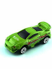 Hot Wheels Micro World 2002 MS-T Suzuka Green Sports Car Micro Machine Size