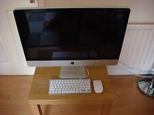 """Escritorio Apple iMac 27"""" (mayo, 2011)"""