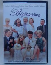 THE BIG WEDDING, DVD, org graphic