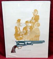 Colt Walker  Artwork Print by Paul Wood (1897-1964)