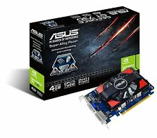 ASUS GT730 Graphics Card (4GB DDR3 HDMI 2x DVI)
