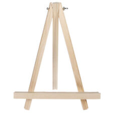23*18cm Mini Wood Kids Easel Wedding Number Place Name Card Stand Display Holder