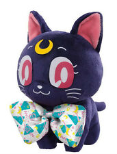 Sailor Moon 8'' Luna Ichban Kuji C Prize Plush Licensed NEW