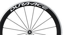 Dura Ace Wheel Rim Decals Stickers Set of 8 MTB Bike Racing Cycle