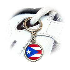 Puerto Rico Puerto Rican Flag - Shoe Sneaker Shoelace Charm Decoration