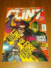 CLINT #9 JULY 2011 TITAN US MAGAZINE KICK-ASS TURF SUPERCROOKS MARK MILLAR