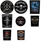 Avenged Sevenfold Sew On Back Patch/Patches NEW OFFICIAL. Choice of 8 designs