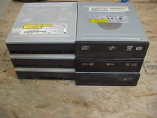 Lot of 6 DVD-RW IDE drives Working