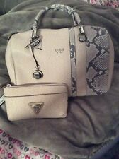 "Guess NWT ""Swim"" Collection Arm/Cross Body Purse FREE matching Wristlet"