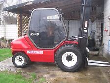Manitou  MSI 40 & 50 Forklift  Workshop Manual