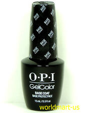OPI Gel Color Soak Off : GC O10- Base Coat ---Ready Ship---