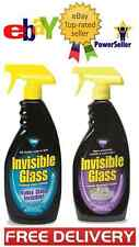 Stoner Invisible Glass Cleaner + Rain Repellent Quality Glass Cleaner X 2
