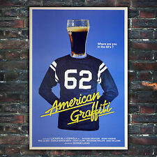Movie Poster American Graffiti 70x100 CM - George Lucas