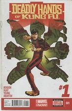 Deadly Hands of Kung Fu #1 / 2014