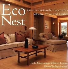 Eco Nest  Creating Sustainable Sanctuaries of Clay, Straw, and Timber