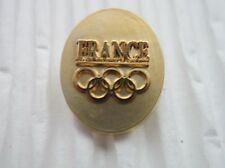 2004 ATHENS Olympics FRANCE NOC  Pin Badge