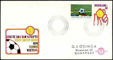 Netherlands 1974 Sporting Events FDC First Day Cover #C27527