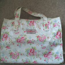 CATH KIDSTON Spring Summer Pretty Floral Bag Cream Ivory Flowers Purse Handbag