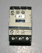 Schneider Electric Telemecanique Square D K1 LC1D12 G7 120V 50/60Hz Contactor
