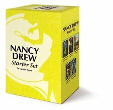 Nancy Drew: Nancy Drew Starter Set by Carolyn Keene (2012, Hardcover /...