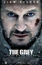 THE GREY - Movie Poster - Flyer - 11x17 - LIAM NEESON
