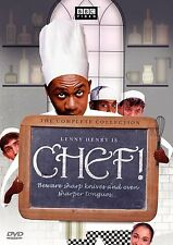 Chef Complete DVD Set Collection Series TV Show Episodes Season Lot Comedy BBC 1