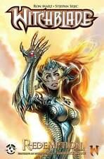 Witchblade: Redemption Vols 1-4 by Ron Marz & Stjepan Sejic TPBs Top Cow