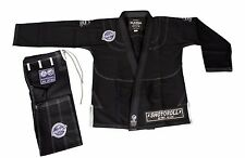 New Shoyoroll Bjj Gi (Black) Perl Wave 450gsm