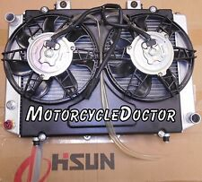 RADIATOR,Fan,Oil Cooler,UTV,500,550,700,750,Cowboy,Knight,Sector,Outfitter,19200