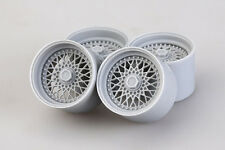 Hobby Design HD03-0334 1/18 18inch BBS RS Wheels (4 resin wheel rims)