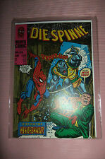 7.5 VF- VERY FINE AMAZING SPIDER-MAN # 124 GERMAN EURO VARIANT YOP 1979 WP