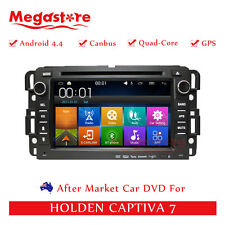 """8"""" Android Quad Core Navigation Car DVD GPS Stereo Player For HOLDEN CAPTIVA 7"""