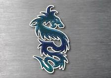 Tribal dragon 1 sticker 7 year water & fade proof vinyl laptop ipad car
