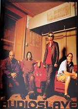 "AUDIOSLAVE POSTER ""BANDPICTURE"""
