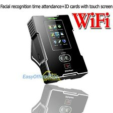 Built-in Ethernet Wireless Wifi Biometric Face Time Track Attendance Clock