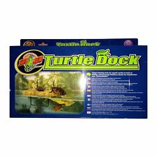 Zoo Med Tortue Dock large 46x23cm - Île de la tortue
