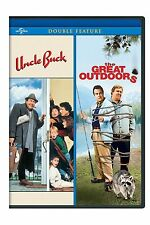 The Great Outdoors / Uncle Buck Double Feature( Format: DVD) BRAND NEW