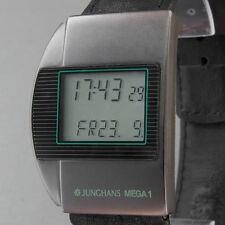 Herren Funk-Armbanduhr Junghans Mega 1 - Quarz