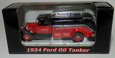 1934 FORD SNAP ON TOOL OIL TANKER by CROWN PREMIUMS 1/43  On30 On3 MIB  *