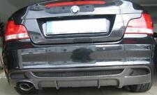 Für BMW M E82,E88 ECHT Carbon Heckstossstange Diffusor M-Paket