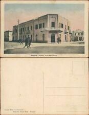 Bengasi Palazzo Scifo Paravizzini postcard 1907