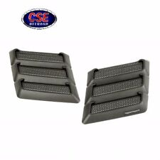 Performance Hood Vents - Jeep Wrangler JK 2007-2016 17759.09 Rugged Ridge Hood