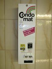 Warenautomat, Kondomautomat mechanisch 2-Schacht mit EUR. Sie kaufen nur 1 Gerät
