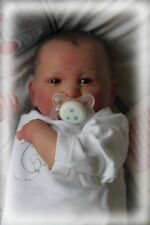 PRECIOUS BABAN BEAUTIFUL REBORN BABY BENJI FROM PREEMIE LA BERENGUER BABY DOLL