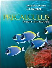 Precalculus Graphs and Models Int'L Edition